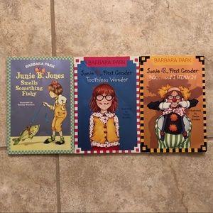 Other - Junie B. Jones Books